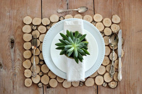 Birch Branch Placemat