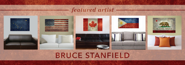 Bruce Stanfield Art Decals