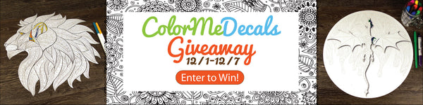ColorMe Decals Giveaway
