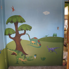 Dino Days Kids Room