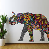 elephant wall sticker decal