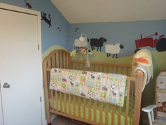 Farm Boys Room