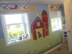 Farm Themed Nursery