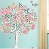 spring love flowering tree