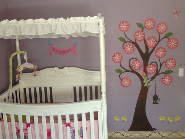 Splendid Garden Girls Room