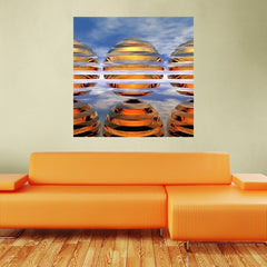 Symmetrical Art Wall Decal