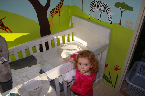 baby room jungle
