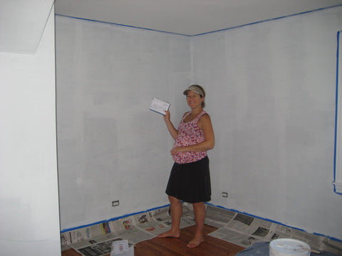 Painting Kids Room