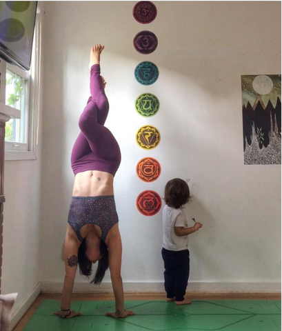 Yoga With Younger Kids