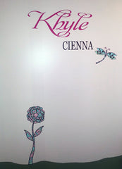 Personalized Wall Stickers