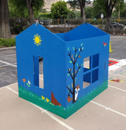 Habitat for Humanity Playhouse