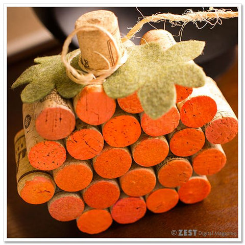 Pumpkin DIY Decor