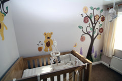 Teddy Bear Stencils