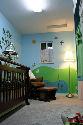 Forest Theme Nursery