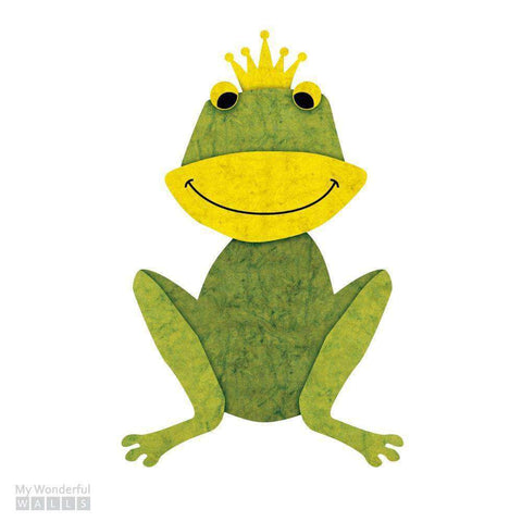 Frog Prince Wall Sticker