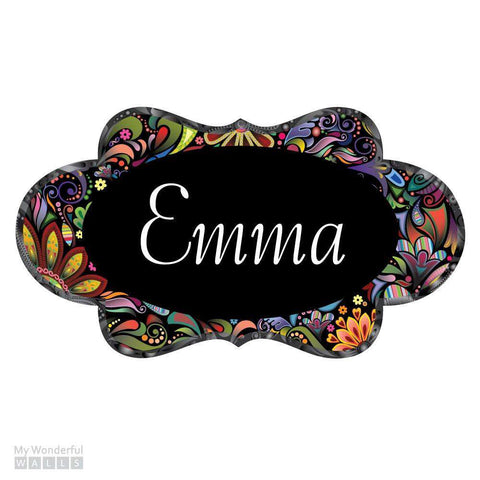 Name, Text & Quote Stickers