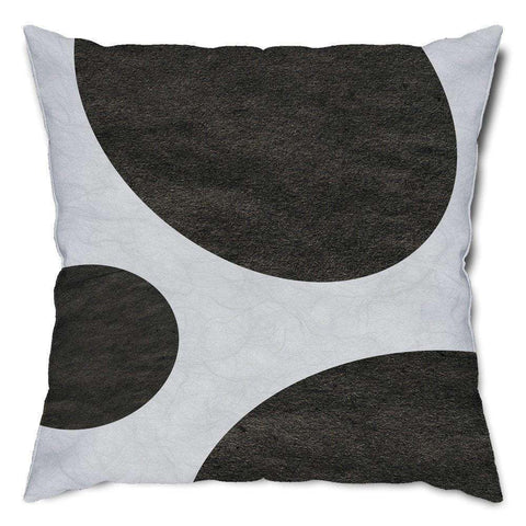 Little Cowpoke Cow Print Throw Pillow