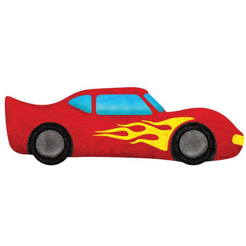 Race Car Wall Sticker Decal