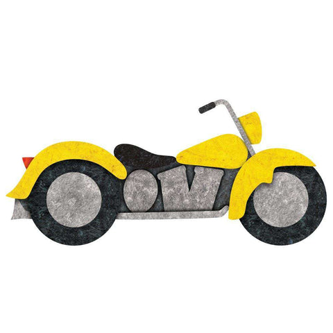 Motorcycle Wall Sticker Decal