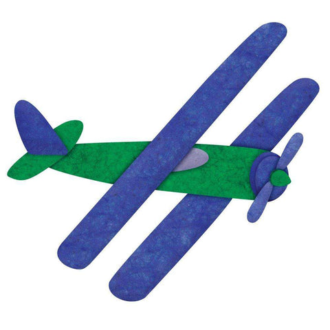 Biplane Airplane Wall Sticker Decal