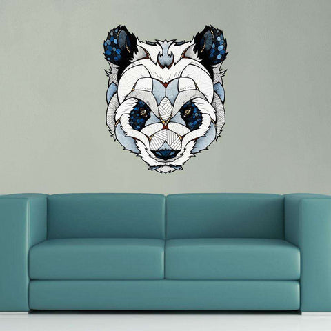 Big Panda Wall Sticker Decal by Andreas Preis