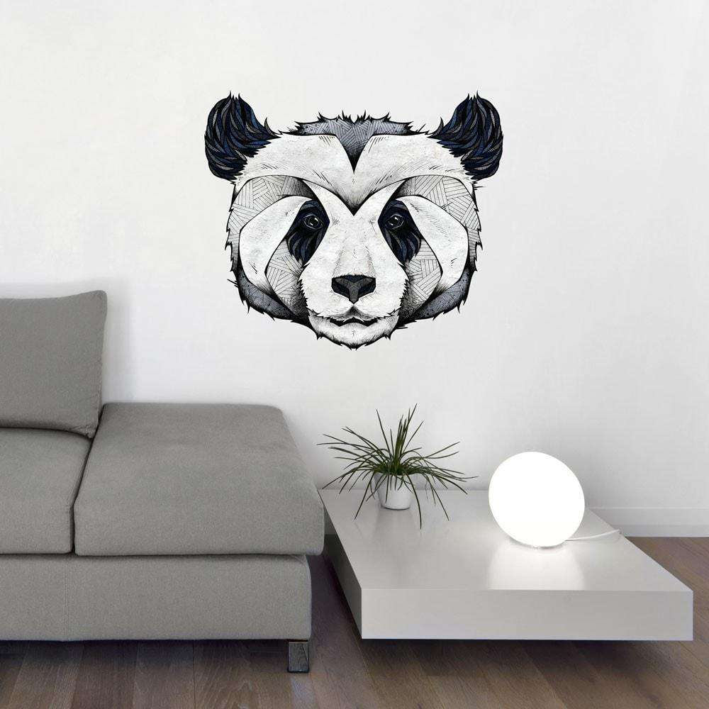 Panda Wall Sticker Decal by Andreas Preis & Panda Wall Art | Panda Wall Decal | My Wonderful Walls