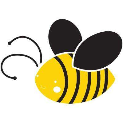 Bumble Bee Wall Stencil Honey Bee Stencil For Walls