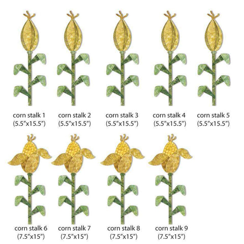 Corn Field Sticker Pack
