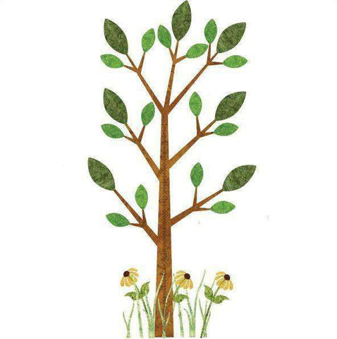tree sticker growth chart