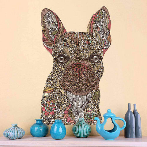 French Bulldog Wall Decal - Pete by Valentina Harper