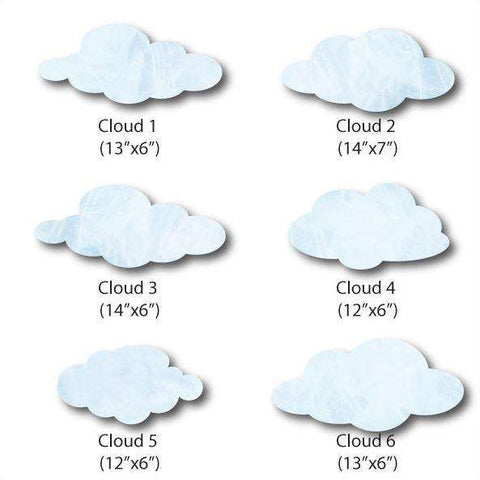 cloud stickers