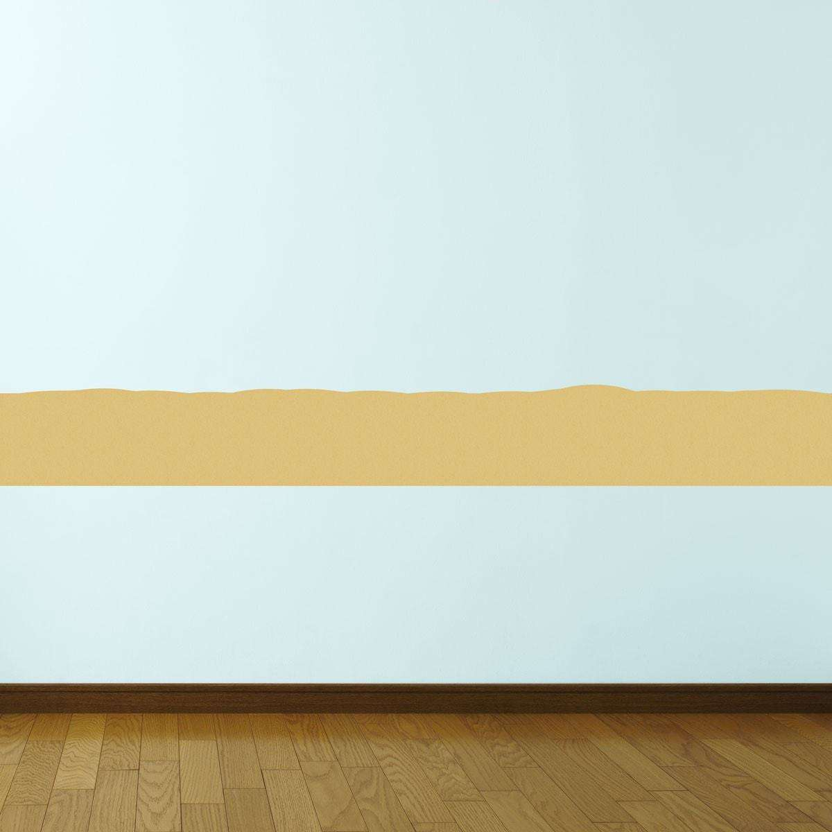 Ocean beach sand wall decal amipublicfo Image collections