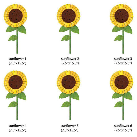 Sunflowers Sticker Pack