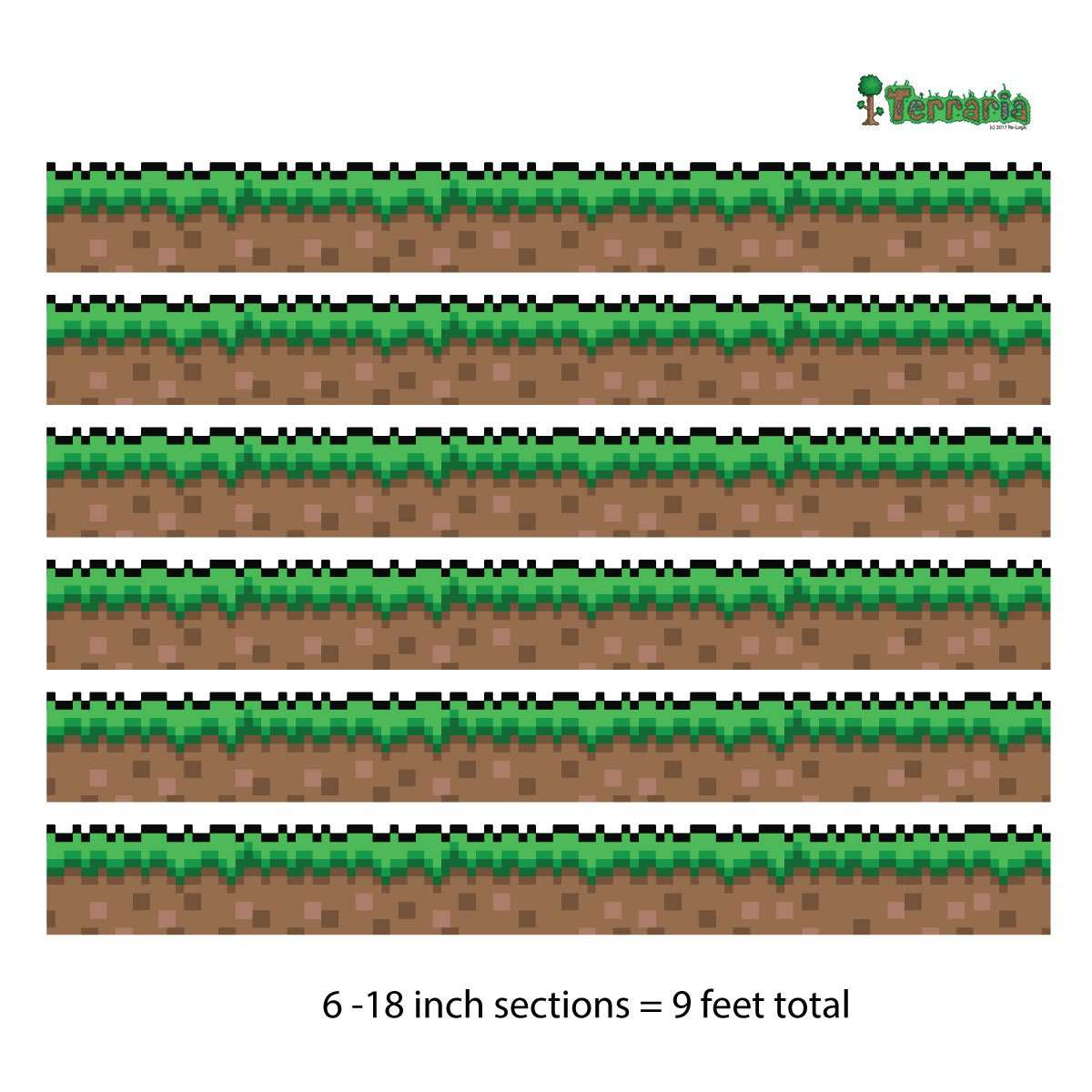 Terraria Grass Dirt Ground Pack