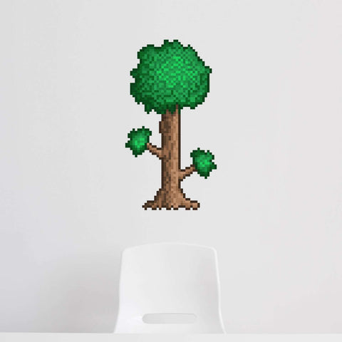 Terraria Tree Wall Decal