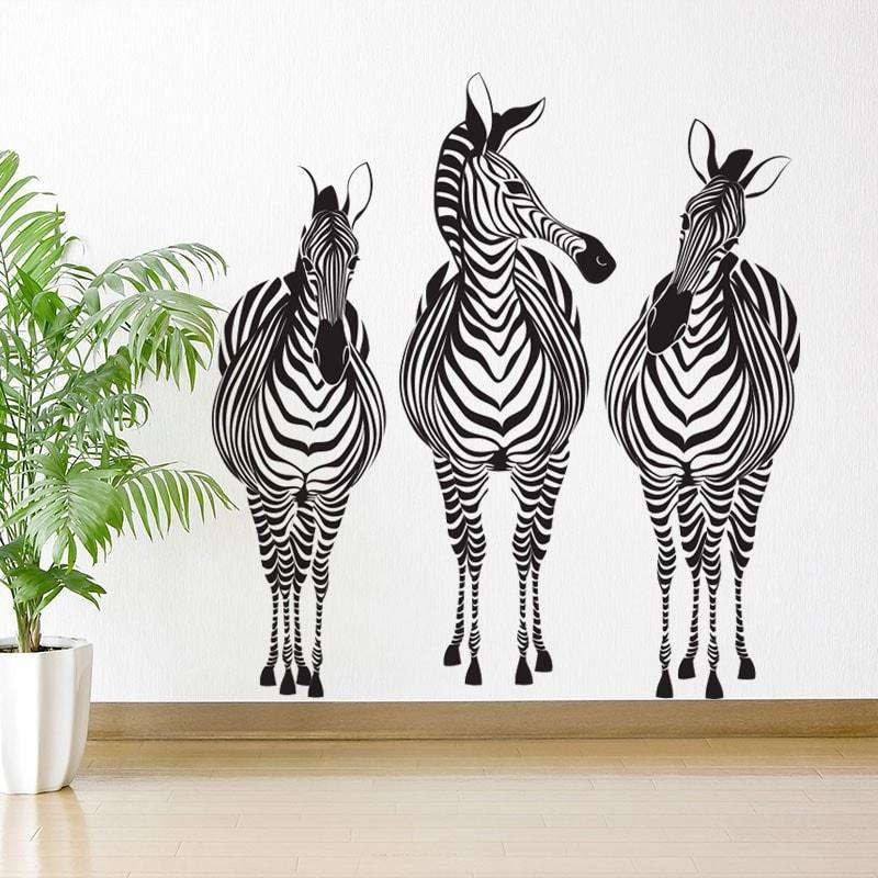 Zebra Wall Stickers ...