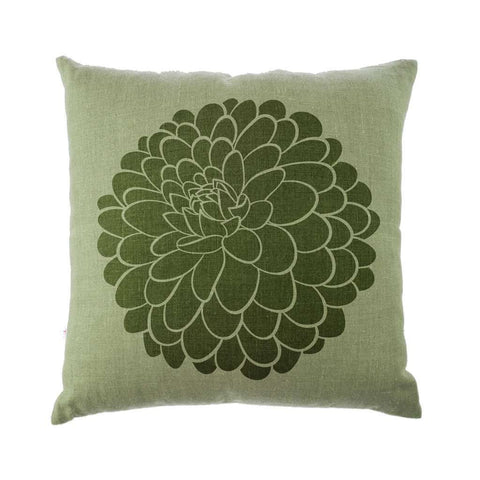 Stencil a Throw Pillow