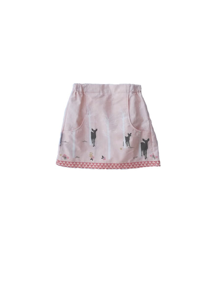 Lucy Pocket Skirt