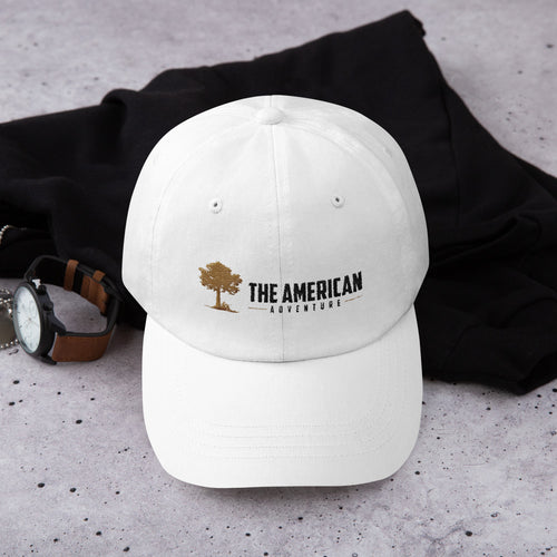 The American Adventure Dad Cap