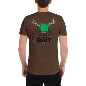"""Good Things Happen to Those Who Bait"" Short sleeve t-shirt"