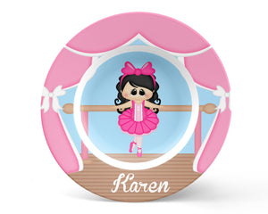 Ballerina Kids Bowl