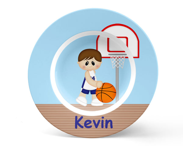 Basketball Boy Kids Placemat