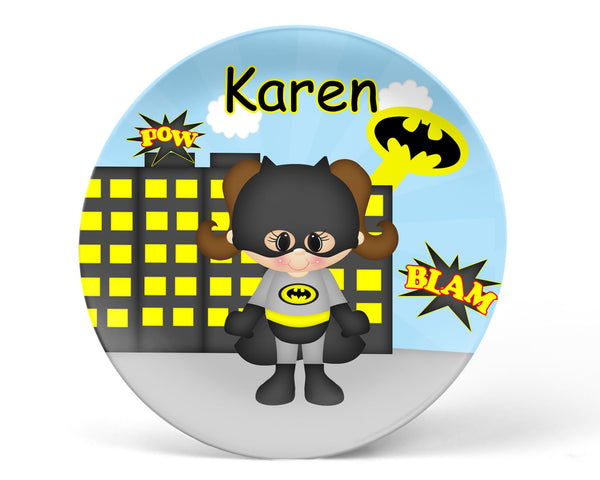 Batgirl Super Hero Kids Bowl
