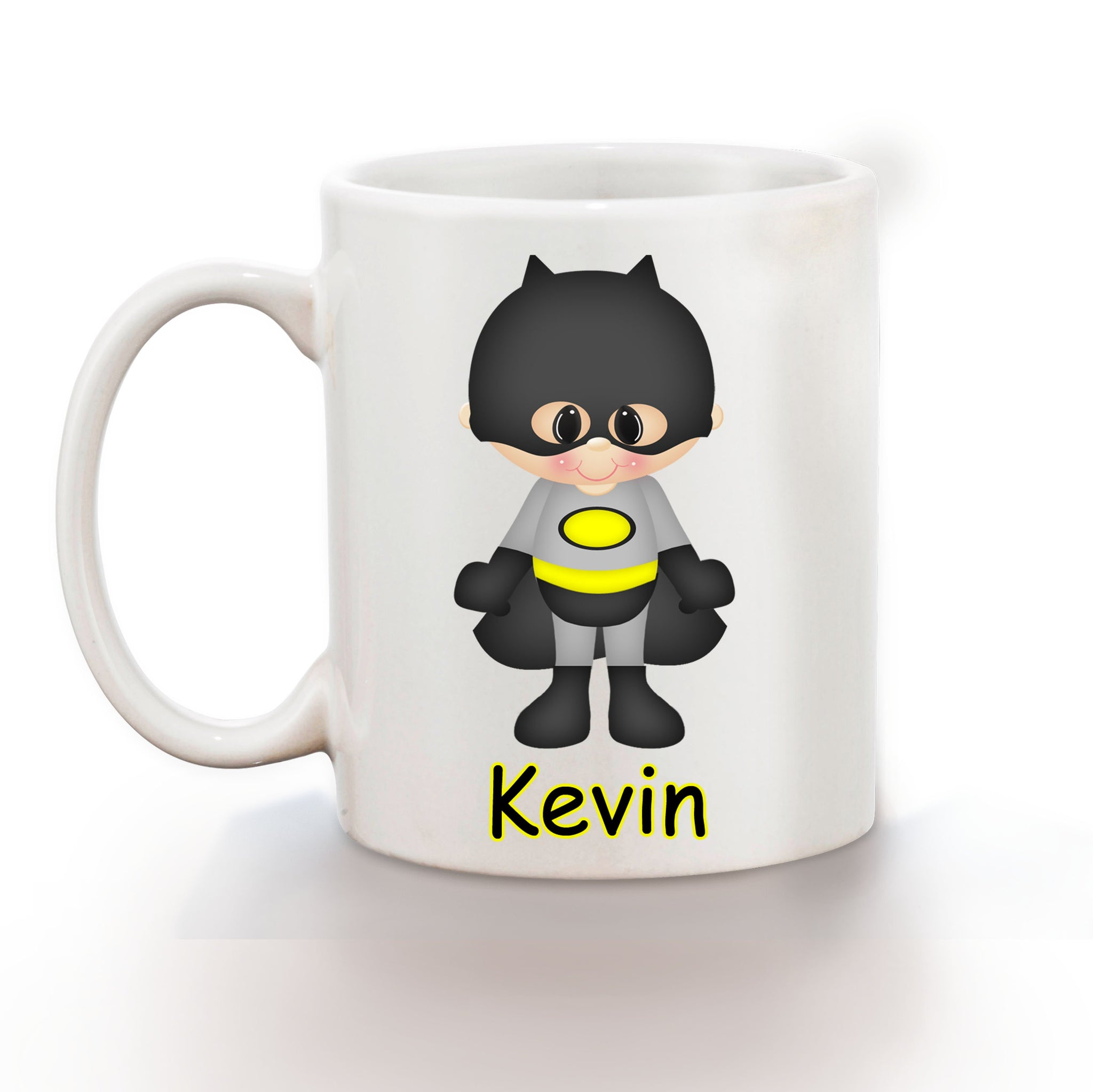 Batman Superhero Kids Mug