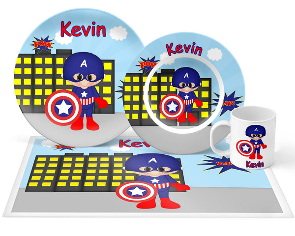 Captain America Superhero Kids Mug
