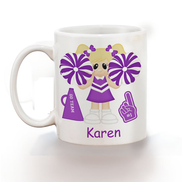 Cheerleader Kids Mug