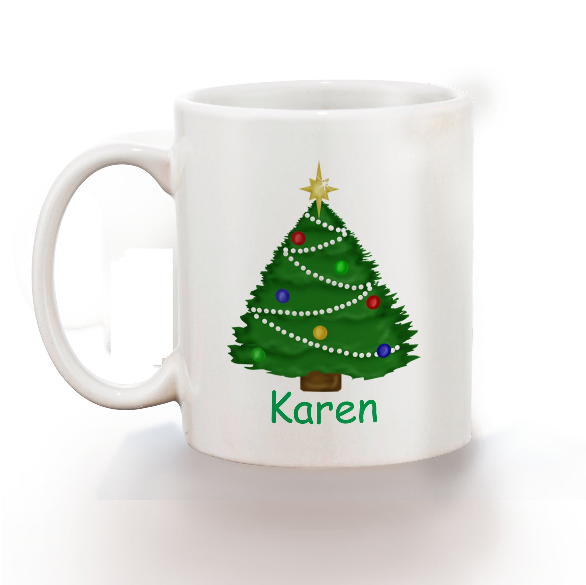 Christmas Tree Kids Mug