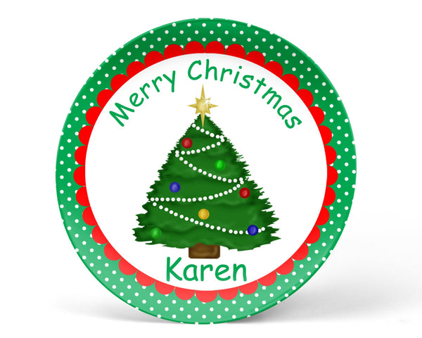 Christmas Tree Kids Bowl