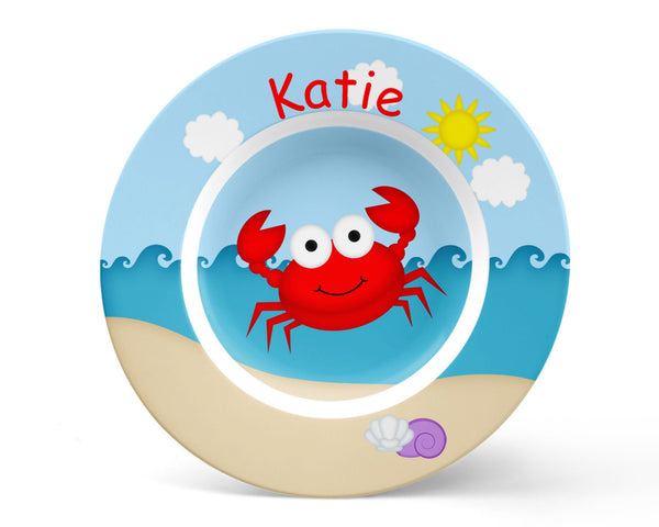 Cute Crab Kids Mug