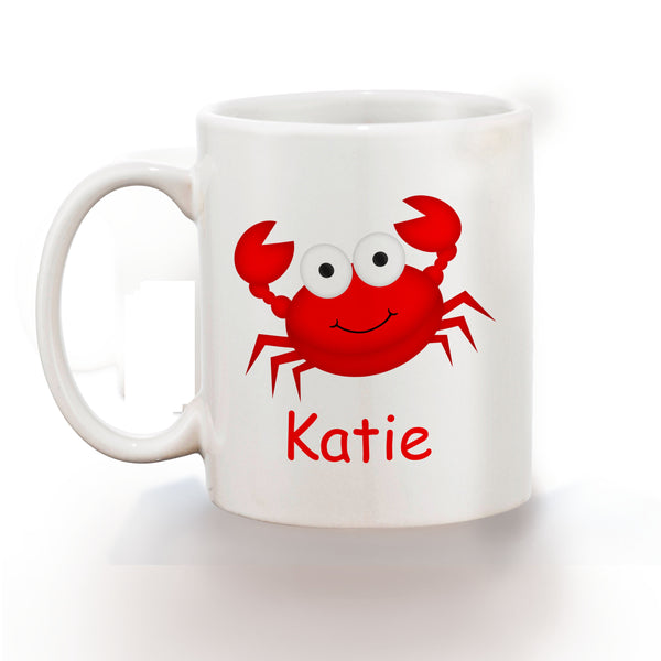 Cute Crab Kids Bowl